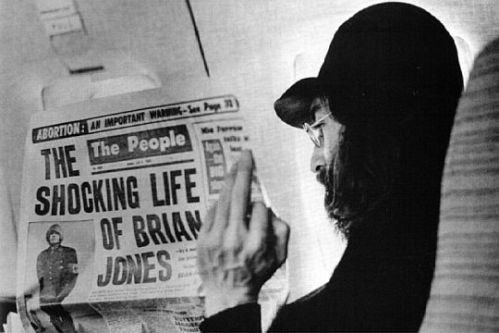 The Shocking Life Of Brian Jones