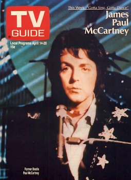 James Paul McCartney TV Guide