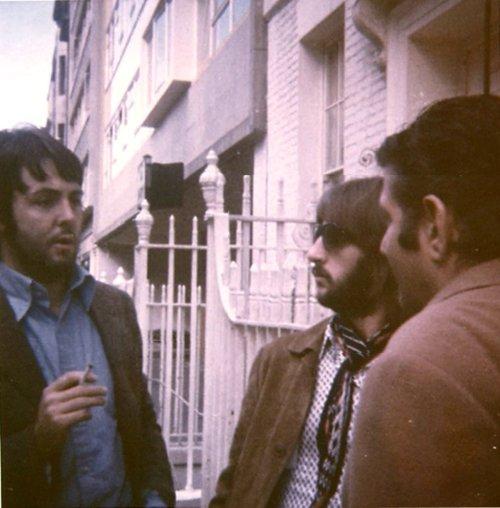 Paul Ringo and Klein