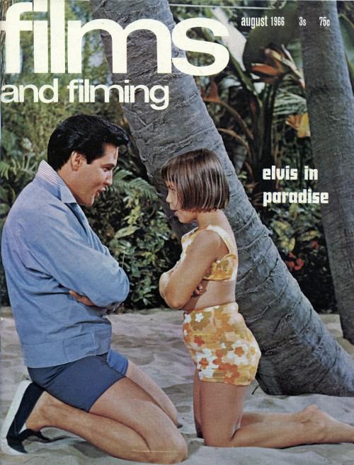 Elvis in Paradise