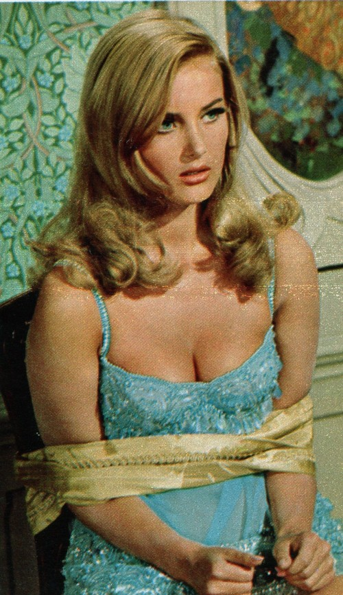 barbara bouchet - photo #5