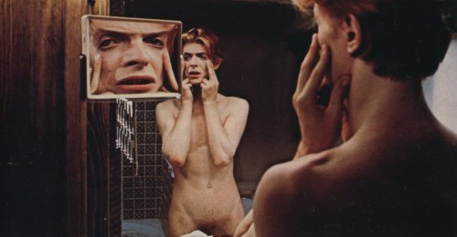 The man who fell to earth sex