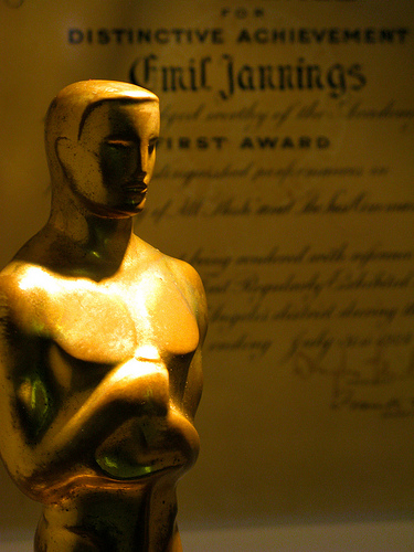 Jannings Academy Award