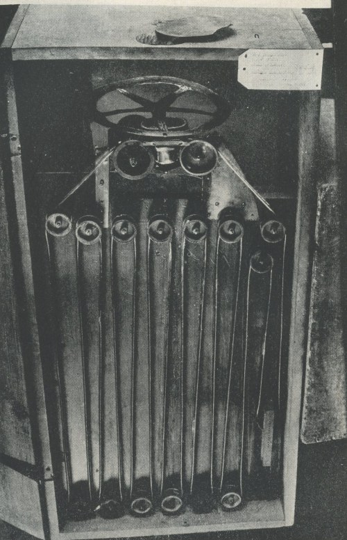 Kinetoscope No 1