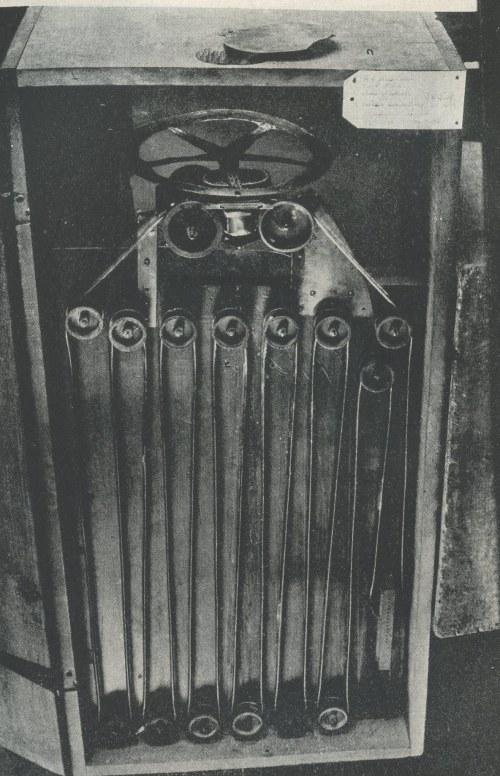Kinetoscope No 1