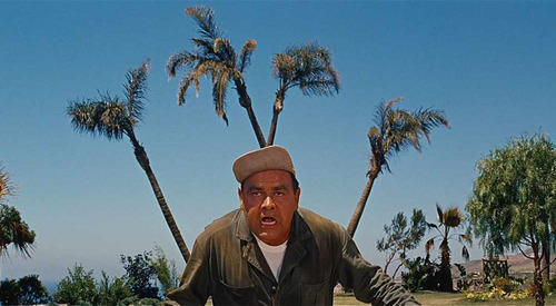 jonathan winters is dead | chained and perfumed