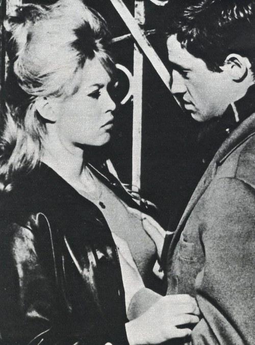 Bardot Belmondo