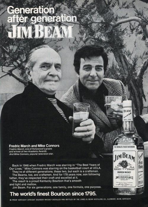 Jim Beam 1973