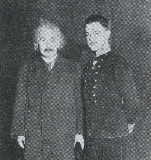 Novarro and Einstein together at least