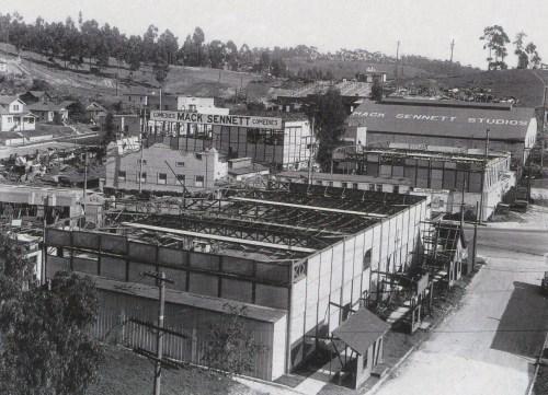 The Mack Sennett Studios