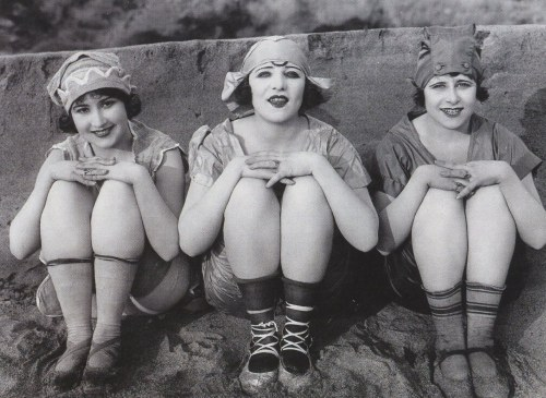 Three Bathing Beauties