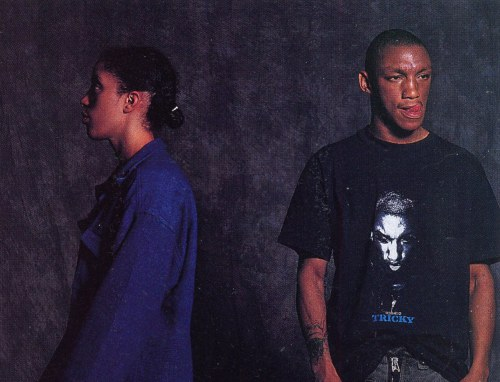 Tricky and Martina