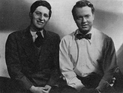 Herrmann and Welles