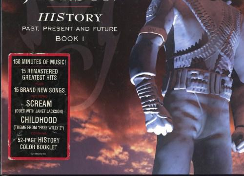 History cover sticker