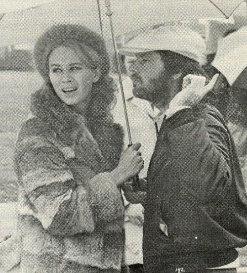 Nicholson directs