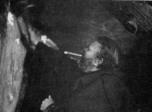 Orson's cigar