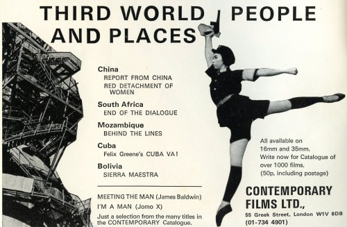 Third World People and Places