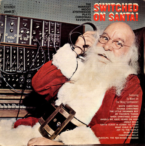 Switched On Santa