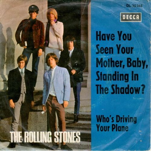 Have You Seen Your Mother, Baby, Standing in the Shadow? Germany