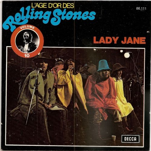 Lady Jane reissue France
