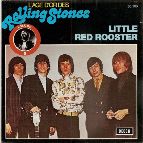 Little red Rooster France reissue