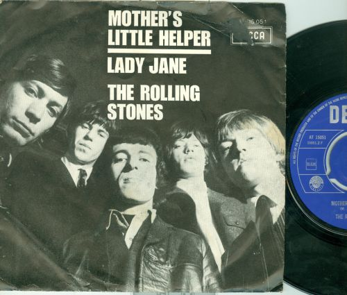 Mother's Little Helper Holland reissue