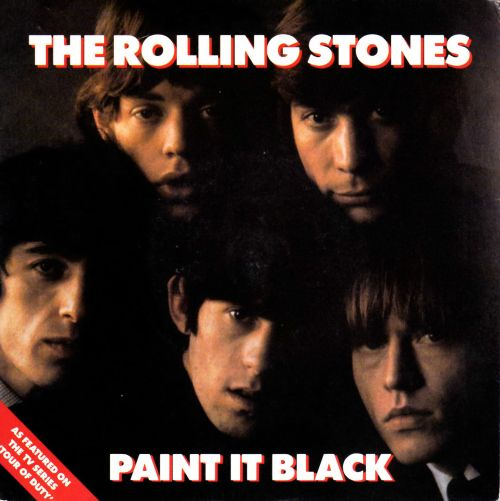 Paint It Black 1990 reissue