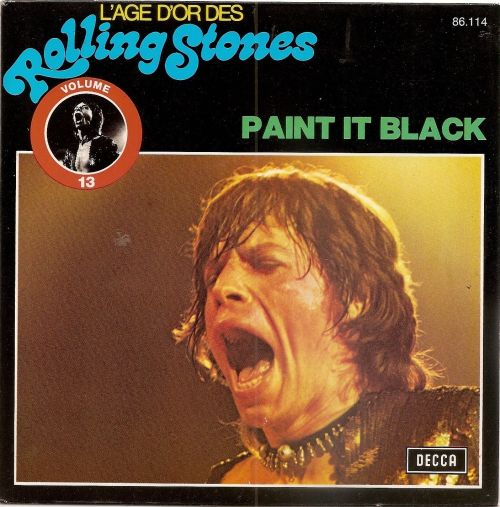 Paint It Black France reissue