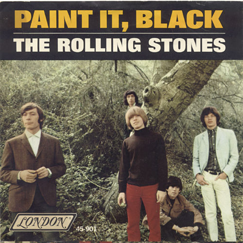 Paint It Black US