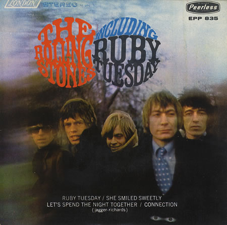Ruby Tuesday EP Mexico