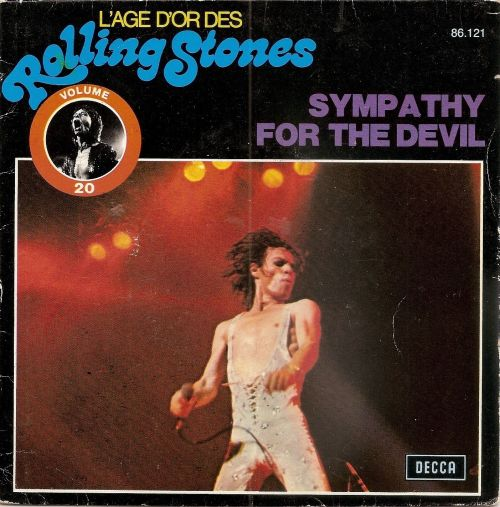 Sympathy For The Devil France reissue