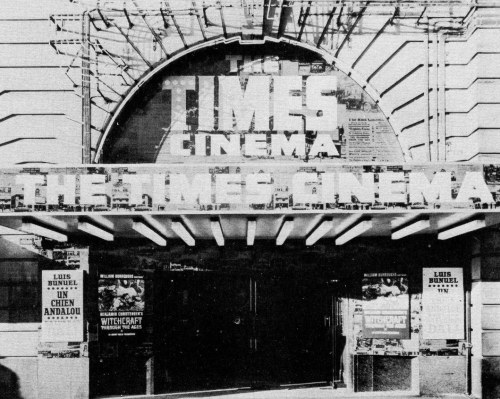 Times Cinema Baker Street London