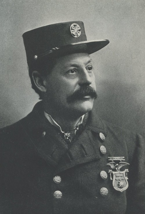 Chief George C Hale