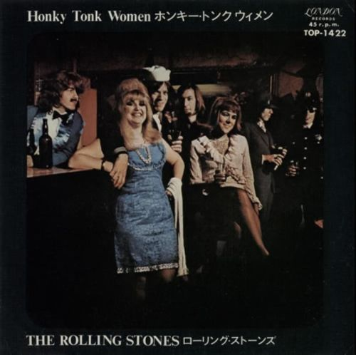Honky Tonk Women 2 Japan