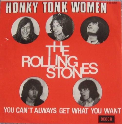 Honky Tonk Women Belgium
