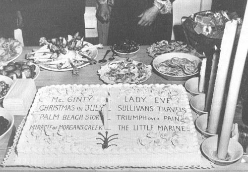 Sturges cake 1943