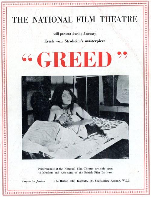 Greed
