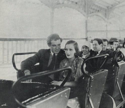 Charles Bickford in Anna Christie