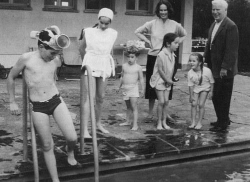 Chaplin pool