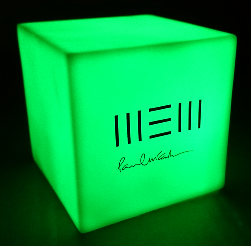 McCartney New Cube