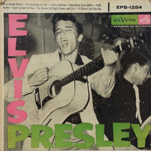 Elvis Presley double EP