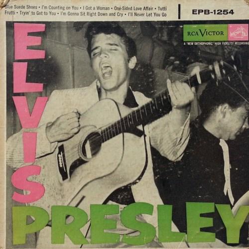 Elvis Presley double EP