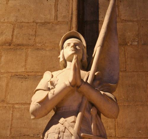Notre Dame Joan