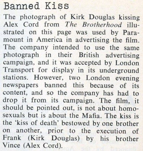 Banned Kiss