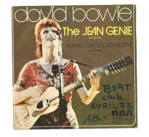 Spain Jean Genie