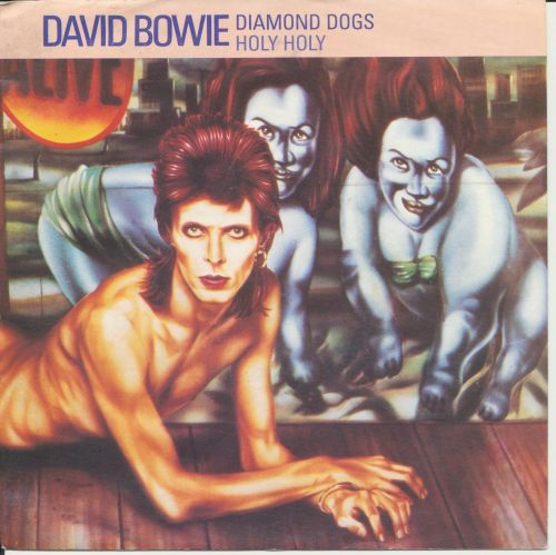UK Diamond Dogs 1983