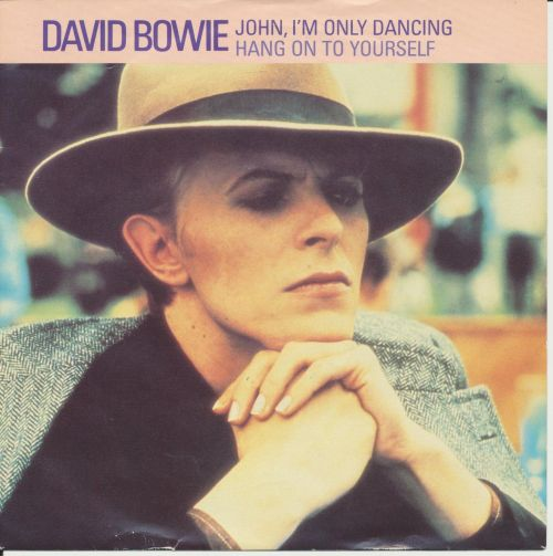 UK John I'm Only Dancing 1983