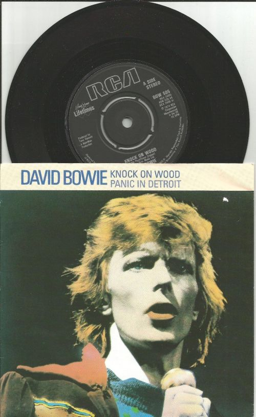 UK Knock On Wood 1983