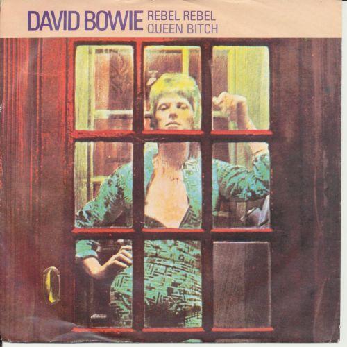 UK Rebel Rebel 1983