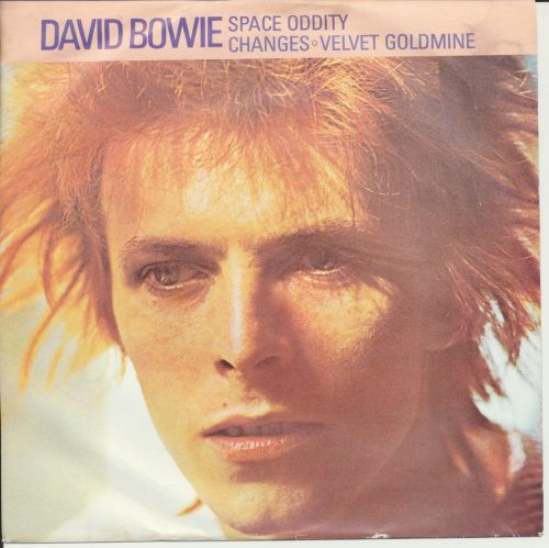 UK Space Oddity 1983